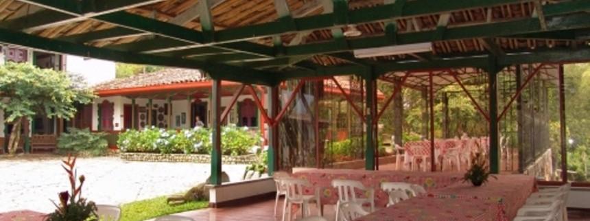 Instalaciones. Fuente: haciendalacabana.com