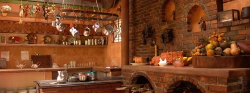 Cocina Tipica. Fuente: haciendalacabana.com